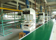 Paper Pulp Molding Machine , Semi-automatic Industrial Packages Forming Machine